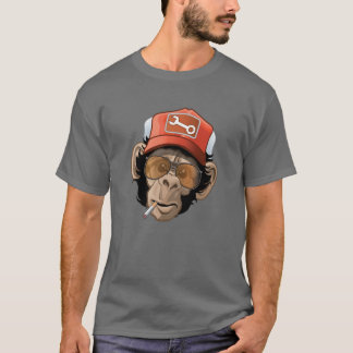 Truckin' Chimp T-Shirt