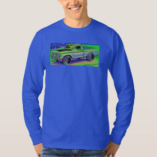 trucks in the city T-Shirt