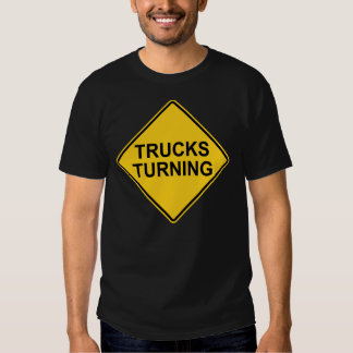 Trucks Turning Shirt