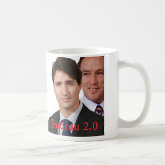 Trudeau 2.0 coffee mug