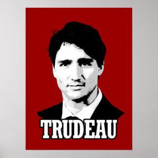 Trudeau Poster