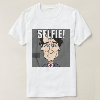 Trudeau Selfie T-Shirt