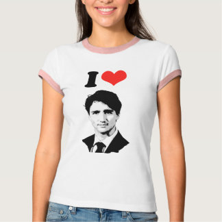 Trudeau T-Shirt