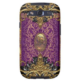 Trudie Lola II Baroque Classic Galaxy S3 Case