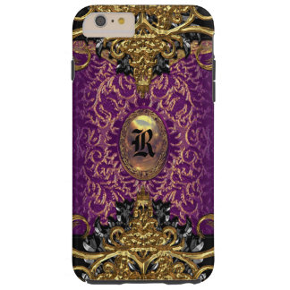 Trudie Lola II Baroque Classic Tough iPhone 6 Plus Case