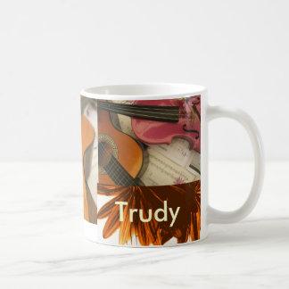Trudy Coffee Mug