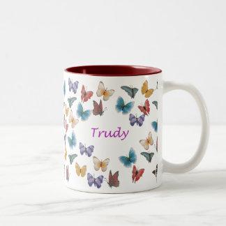 Trudy Coffee Mugs