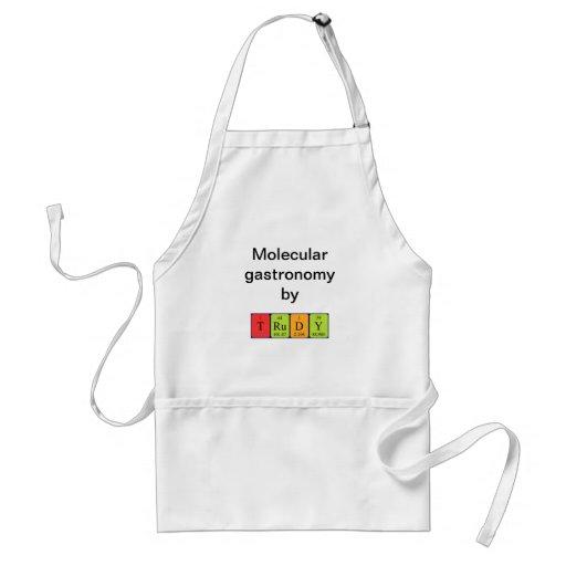 Trudy periodic table name apron