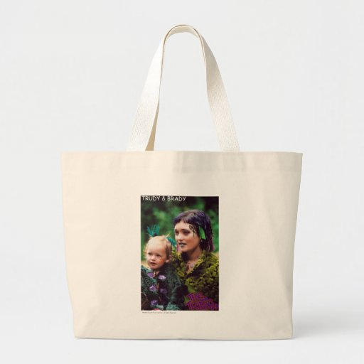 Trudy The Tribe Canvas Bags