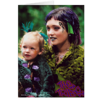 Trudy The Tribe Card