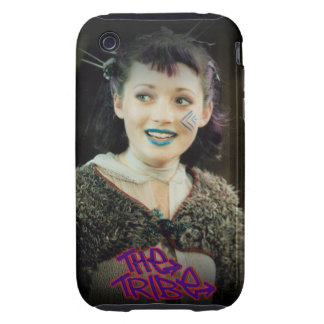 Trudy The Tribe iPhone 3 Tough Cases