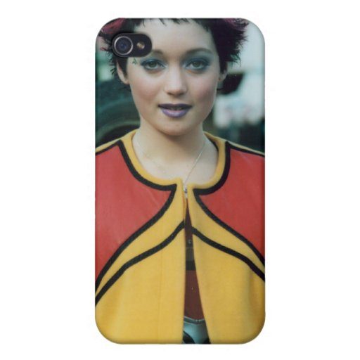 Trudy The Tribe iPhone 4 Covers