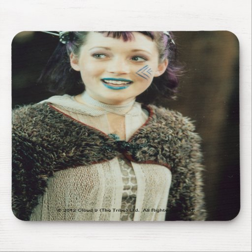 Trudy The Tribe Mouse Pads