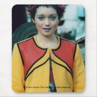 Trudy The Tribe Mouse Pad