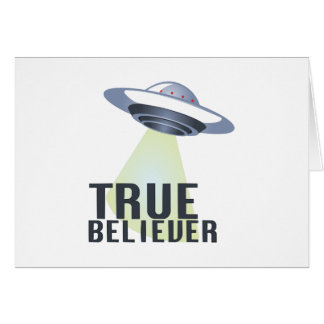 True Believer Card