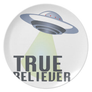 True Believer Dinner Plates