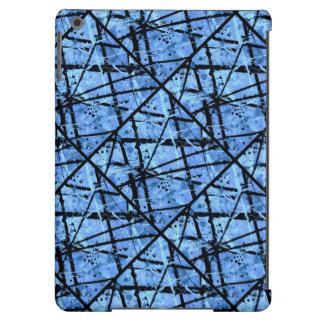 TRUE BLUE!  (an abstract art design) ~ iPad Air Covers