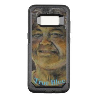 True Blue OtterBox Samsung Galaxy S8 Case