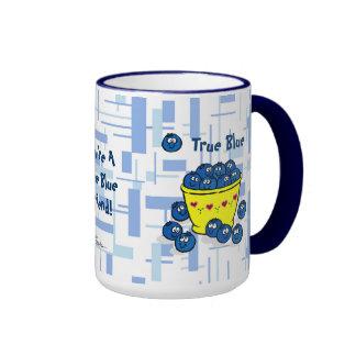 True Blue Ringer Mug