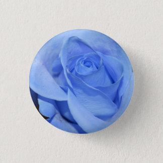 True Blue Rose pin