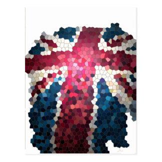 True Brit Postcard