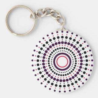 True Center Merchandise Keychain