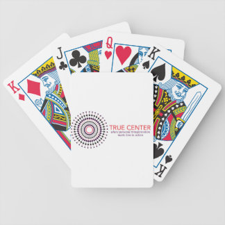 True Center Products Poker Deck