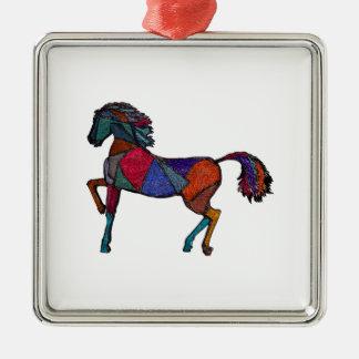 True Colors Metal Ornament