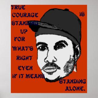 True Courage Print