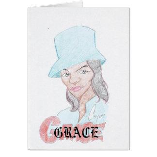 """True Faith """"Grace"""" greeting card"""