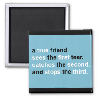 True Friend Magnet