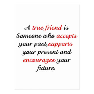 True Friends.png Postcard