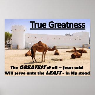 True Greatness Poster