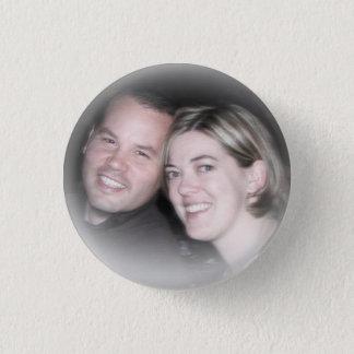 True love! 1 inch round button