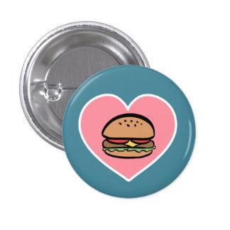 True Love 1 Inch Round Button