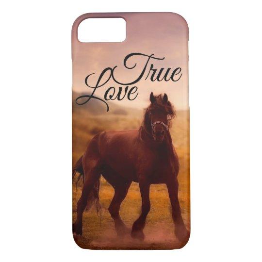 True Love Horse iPhone 8/7 Case