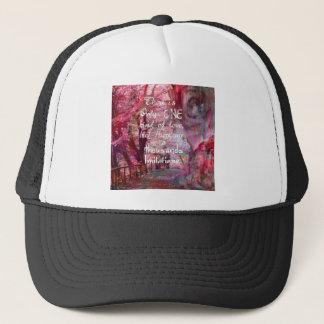 True love is not easy to find it trucker hat