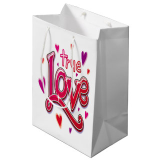 True Love Medium Gift Bag