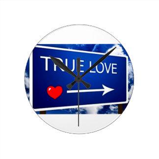 True Love This Way Clocks