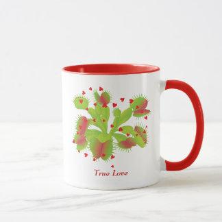 True Love Venus Flytrap Mug