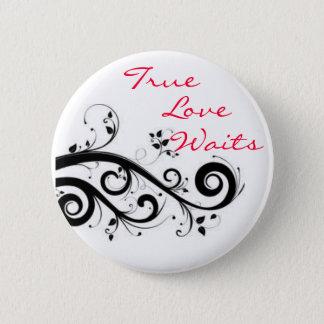 True love waits button