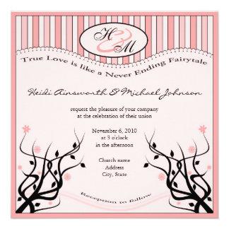 True love Wedding Custom Invites