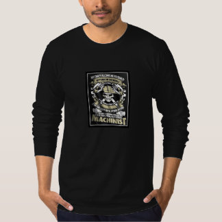 True Machinist long sleeve Tee shirt