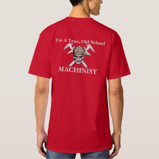 True Machinist Tee shirt