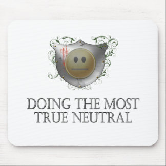 True Neutral Mouse Pad