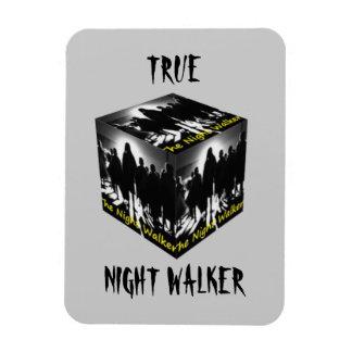 True Night Walker Magnet