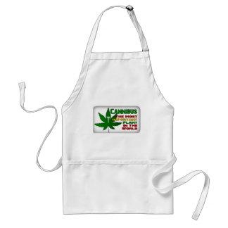 True Nubia Gear & Merchandise Aprons
