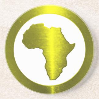 True Nubia Gear & Merchandise Beverage Coaster