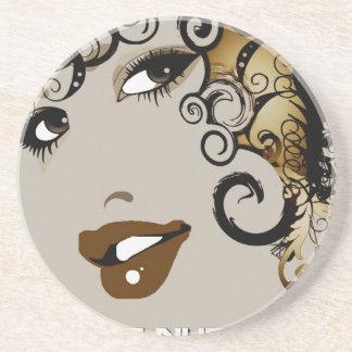 True Nubia Gear Merchandise Coaster