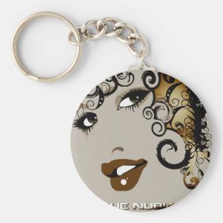 True Nubia Gear Merchandise Key Chain